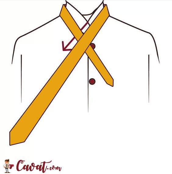 Cách thắt cà vạt - hình 2