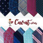 Cách chọn Cà vạt phù hợp với áo Sơ mi của bạn