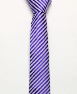 Cà vạt tím - cv170313
