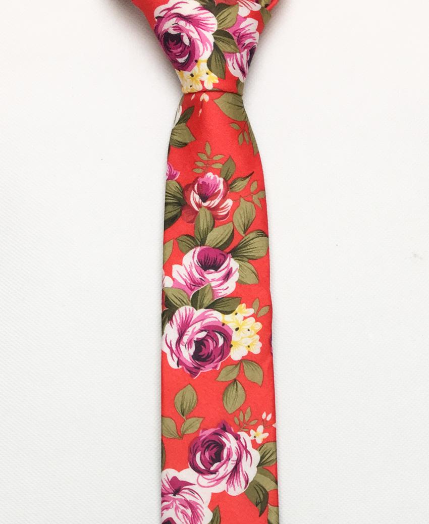Cà vạt hoa – cvh01
