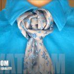 Video – Hướng dẫn cách thắt Cà vạt kiểu Hoa Cẩm Chướng