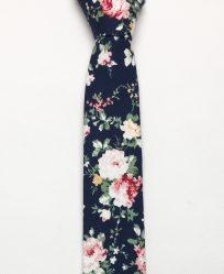 cà vạt hoa