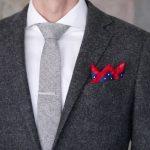 Video – 12 Cách gấp khăn cài túi đi kèm cà vạt – nâng cao