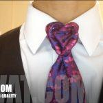Cách thắt Cà vạt kiểu Trái Tim Ngọt Ngào