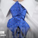 Cách thắt cà vạt kiểu Hoàng Gia cực kỳ ấn tượng!